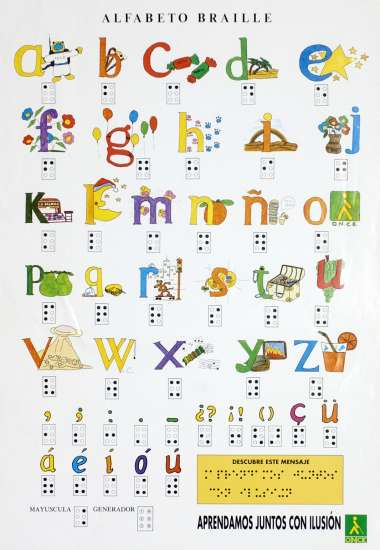 Alfabeto 13440