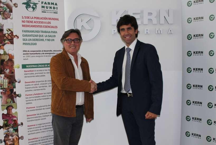 Ricard Troiano y Manuel Garrido