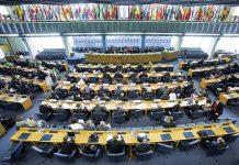 Reunión ministerial FAO Roma