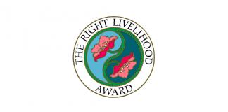 the right livelihood award