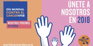 4 de febrero. Día Mundial contra el Cáncer